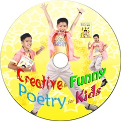 Creative & Funny Poetry for Kids DVD