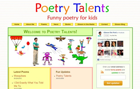 poetrytalents.com in Dec 2012