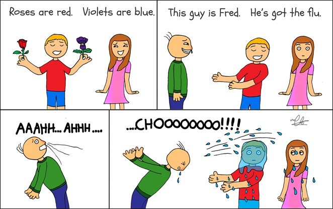 Fred Sneeze