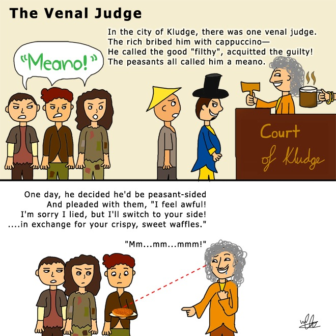 2013.03.14 - The Venal Judge-660px